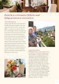 Exquisite Menüs oder echte Haus- mannskost - GDA Gemeinschaft ... - Page 7