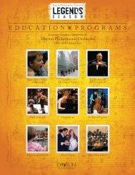 EDUCATion1 programs