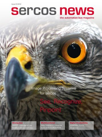 Sercos News #1-2012 (Issued April 2012)