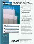 POLYCARBONATE CORRUGATED SHEET - Page 4