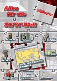 IBH Link S7 IBH Link S5 S7-CX317 - ESA Elektro Automation GmbH