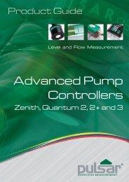 Advanced Pump Controllers