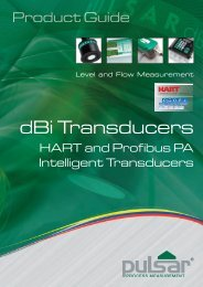 dBi Transducers