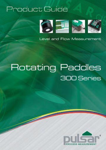 Rotating Paddles