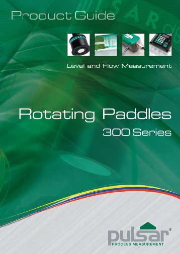 Rotating Paddles