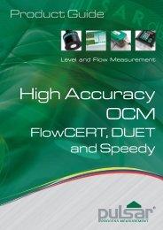 High Accuracy OCM