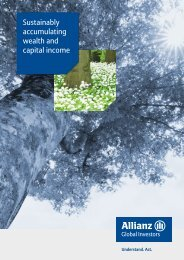 Sustainably accumulating wealth and capital income