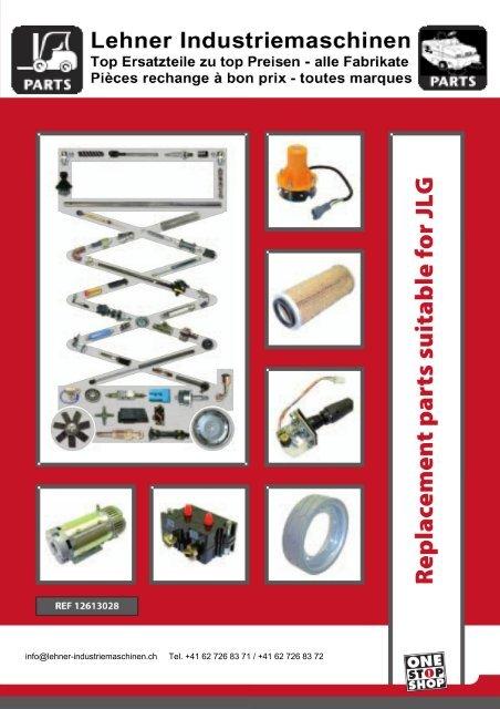 info@lehner-industriemaschinen.ch Tel +41 62 726 83 71 / +41 62 726 83 72
