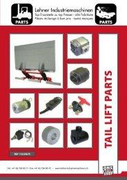 Tel +41 62 726 83 71 / Fax +41 62 726 83 72 - www.lehner-industriemaschinen.ch
