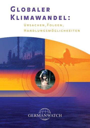 Globaler Klimawandel - Unterrichtsmethoden im konstruktiven und ...