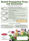 Heated Propagation Trays and Accessories - Page 2