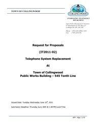 IT11-02 -Public Works Phone System.pdf - Town of Collingwood