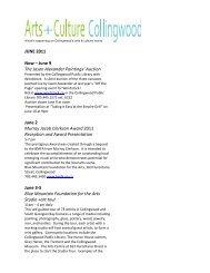 JUNE 2011 Now – June 9 The Jason Alexander Paintings' Auction ...