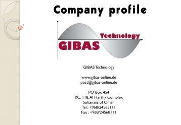 Made in Oman - Business Gateways International