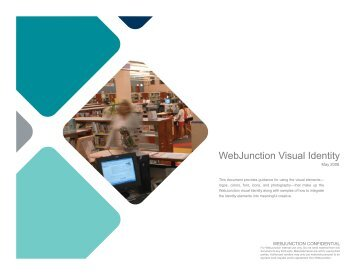 WebJunction Visual identity - OCLC
