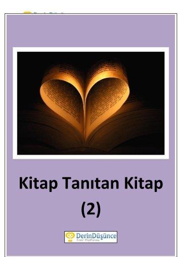 Kitap Tanıtan Kitap (2)