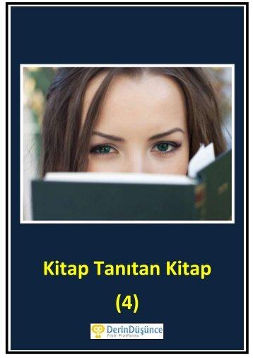 Kitap Tanıtan Kitap (4)