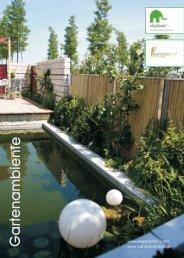 Katalog Gartenambiente