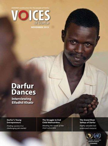 Darfur Dances