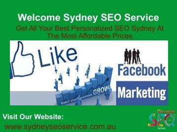 Facebook Marketing Sydney | Facebook Marketing Services