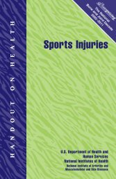 HOH-Sports Injuries - Florida Youth Soccer Association