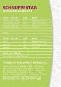 Schnuppertag - Tanzsportclub im VfL Sindelfingen - Page 2