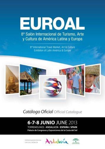 Catalogo Oficial EUROAL 2013