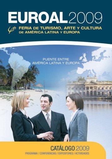 Catálogo Oficial EUROAL 2009