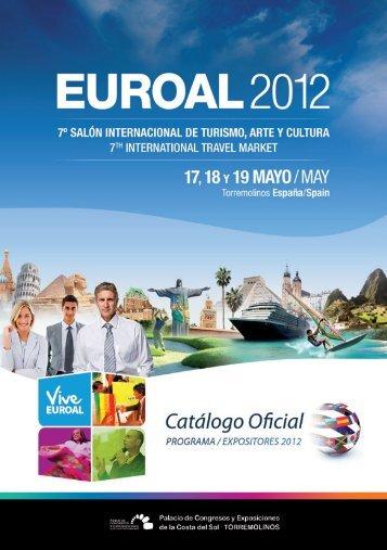 Catálogo Oficial EUROAL 2012