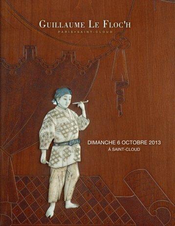 DIMANCHE 6 OCTOBRE 2013