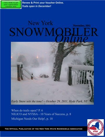 NYSSA Online Magazine