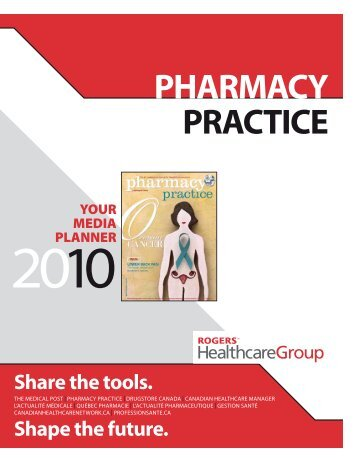 Pharmacy Practice - Canadian Healthcare Network
