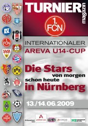 CM U14-Cup 2009 - 1. FC Nürnberg