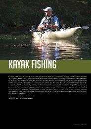 Kayak Fishing - Kayakismo