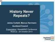 History Never Repeats?
