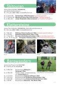 PROGRAMM - Naturfreunde Pucking - Page 5