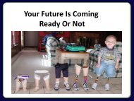 Your Future Is Coming Ready Or Not