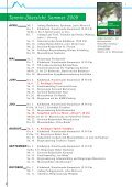 Sommerprogramm 2009 - Naturfreunde Pucking - Page 5