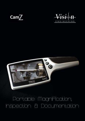 Portable Magnification Inspection & Documentation