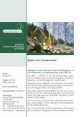 Wir bringen Wissen in den Wald - Page 2