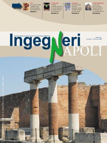 a chiamata - Ordine degli Ingegneri della provincia di Napoli
