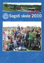 Sogsti skole 2010