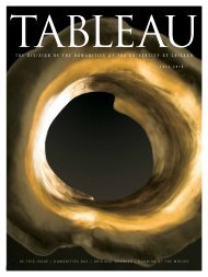 Download this issue. - Tableau - University of Chicago