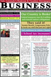 Our Country is Broke! - BusinessBriefs.net