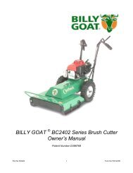 BC2402H - Billy Goat