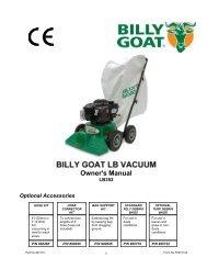 LB352 - Billy Goat