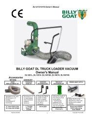 DL1801V - Billy Goat