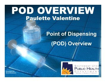 POD OVERVIEW