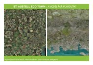 ST AUSTELL ECO TOWN  A MODEL FOR PLYMOUTH?