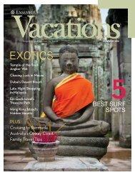 Picture - Ensemble Vacations Magazine